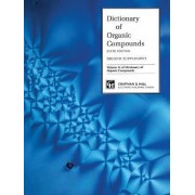 Dictionary Organic Compounds: Molecular Formula and CAS Registry Number Indexes Volume 11, Supplement 2 by John Buckingham