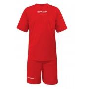 Givova - Completo Calcio Kit Givova Modello One Plus
