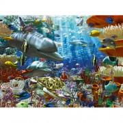 Puzzle minunile oceanului, 3000 piese, RAVENSBURGER Puzzle Adulti