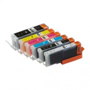 COMPATIBLE CANON CLI-651 SC CYAN PRINTER INK CARTRIDGE