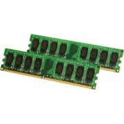 Memorie Micron Crucial 4GB Kit 2x2GB DDR2 800MHz CL6 Unbuffered