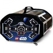 ZipBin LEGO Star Wars TIE Fighter Carry Case Playmat