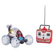 El coche del truco con mando a distancia - Stunt Car con las luces que destellan - Vehículos con función - ROJO