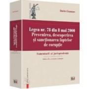 Legea Nr. 78 Din 8 Mai 2000 - Prevenirea Descoperirea Si Sanctionarea Faptelor De Coruptie - Coment