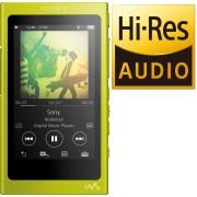 SONY NW-A35 GE - WALKMAN® mit High-Resolution Audio