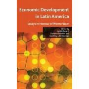 Economic Development in Latin America by Hadi Salehi Esfahani