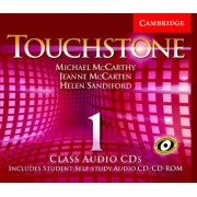 Touchstone Class Audio CDs L1 (Pack 4) by Michael J. McCarthy