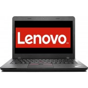 "Laptop LENOVO ThinkPad E460, Intel Core i3-6100U, 14"" HD, 4GB, 500GB, GMA HD 520, FreeDos, Graphite Black"