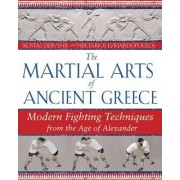 The Martial Arts of Ancient Greece by Kostas Dervenis