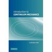 Introduction to Continuum Mechanics by Sudhakar Nair