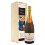 Champagne – Baron Fuenté Demi-Sec – In kist