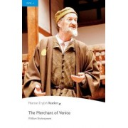 Level 4: The Merchant of Venice Book and MP3 Pack by William Shakespeare