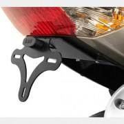 "Portamatrícula ""Tail Tidy"" - Yamaha TMAX 2008-2011 (estilo fibra-carbono)"