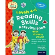 Oxford Reading Tree Read with Biff, Chip, and Kipper: Levels 4-5: Reading Skills Activity Book by Roderick Hunt