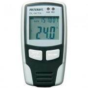 Voltcraft DL-141TH Hőmérséklet és páratartalom adatgyűjtő, klíma adatgyűjtő (105055)