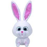 Ty Beanie Babies Secret Life of Pets Snowball The Bunny Medium Plush