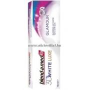 Blend-A-Med 3D White Luxe Glamour fogkrém 75ml