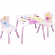 Delta Children Set masuta si 2 scaunele Printesele Disney TT89331PS