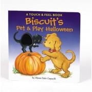 Biscuit's Pet & Play Halloween by Dan Andreasen