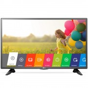 "LED TV LG 32"" 32LH570U HD READY BLACK"
