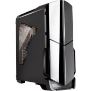 Thermaltake Versa N21 Midi Gaming Case - Black