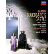 Sylvia Sass, Kolos Kováts, London Philharmonic Orchestra - Bartok: Bluebeard's Castle (DVD)