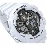 RELÓGIO G-Shock Analógico-Digital Casio modelo GA-100LG-8A