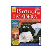 Revista de pintura sobre madera. N