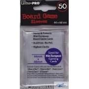 50 Proteges Cartes Pour Jeu De Plateau / Board Game Sleeves 44x68mm