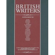 British Writers Supplement XI by Axinn Professor of English Jay Parini