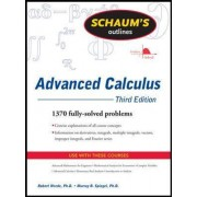 Schaum's Outline of Advanced Calculus by Robert C. Wrede
