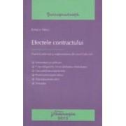 Efectele Contractului - Ionica Ninu