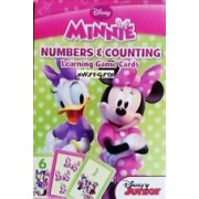 Minnie Mouse Numbers & Counting 36 Learning Game Cards by Disney