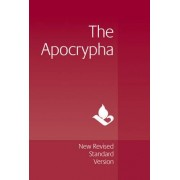 NRSV Apocrypha Text Edition NR520:A: NRSV Text Edition Hardback NRAO by Nrao Orange