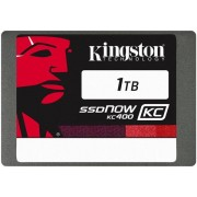 SSD Kingston KC400 Series, 1TB, SATA III 600, Upgrade Bundle Kit