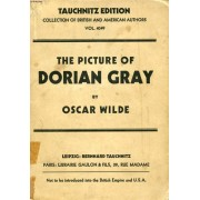 The Picture Of Dorian Gray (Collection Of British And American Authors, Vol. 4049)