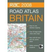 RAC Road Atlas Britain
