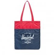 Taška na rameno Herschel Packable modro červená