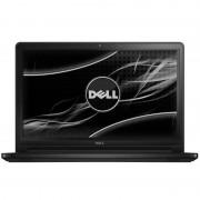 Laptop Dell Inspiron 5558 15.6 inch HD Intel i3-5005U 4GB DDR3 1TB HDD Linux Black 3Yr CIS