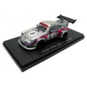 EBBRO - Porsche 911 RSR Turbo N?rburgring No.9 (Silver)