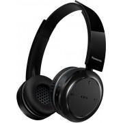 Casti Stereo Panasonic RP-BTD5E-K, Bluetooth (Negru)
