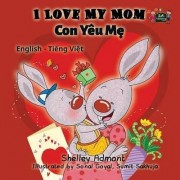 I Love My Mom by Shelley Admont