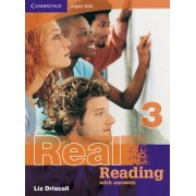 Cambridge English Skills Real Reading 3 with Answers: With Answers Level 3 by Liz Driscoll