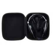 Nbbox Headphone Case For AKG K501 K601 K603 K701 K702 Q701 Denon D2000 Beyerdynamic DT800 DT880 DT990 DT770 DT660 Sennheiser HD800 k271mk2 K501 Sennheiser HD518 HD558 HD600 HD650 HD700 JVC HA-M5X M55X JVC HA-DX2000 SHURE SRH840 SRH440 SHR550 SHR940 And Ot