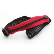 Spibelt THE ORIGINAL Small Personal Item Belt [Colour: Red with Black Zip]