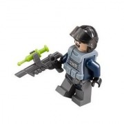 Lego Jurassic World Acu Minifigure W/ Helmet