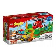 Lego Fire And Rescue Team, Multi Color