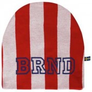 The BRAND Hat Red Stripe Mössor