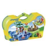 Playmobil 6792 - Valigetta Zoo con Acquario