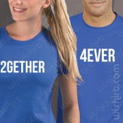 T-shirts 2Gether 4Ever